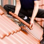 professionally roof repairing