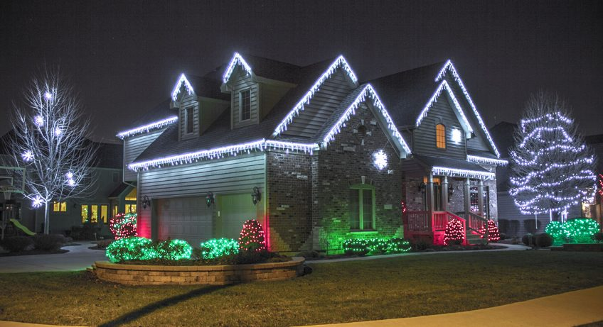 christmas light installation near me