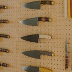 different knives