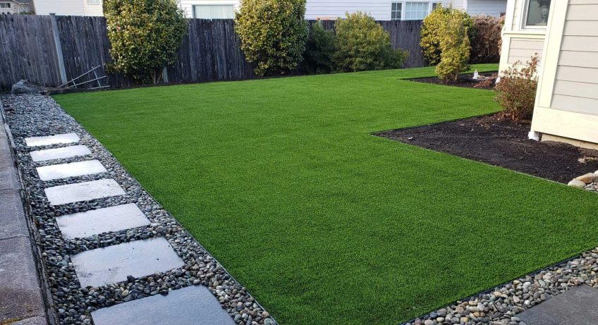 synthetic grass home depot